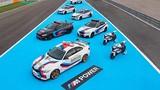 """BMW """"show hàng"""" dàn xe safety car cực chất tại MotoGP"""