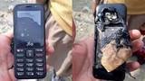 Cụ ông Ấn Độ tử vong vì điện thoại phát nổ