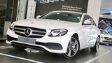 Cận cảnh Mercedes-Benz E-Class 2019 hơn 2 tỷ tại Việt Nam