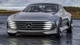 """Xe sang Mercedes ESF sẽ an toàn đến mức """"không thể đâm"""""""