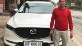 """Mazda CX-5 biển """"ngũ quý 6"""" định giá hơn 3 tỷ ở Hà Nội"""