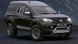 Ngắm xe bán tải Mitsubishi Triton dành riêng cho game thủ