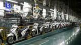 Honda Việt Nam vẫn dẫn đầu về mảng kinh doanh xe máy