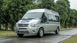 Triệu hồi xe Ford Transit tại Việt Nam sửa lỗi khí thải