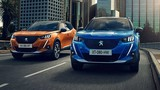 Peugeot 2008 mới trình làng - cơ bắp và thêm động cơ điện