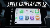 Apple CarPlay iOS13 được nâng cấp mạnh cho xe hơi