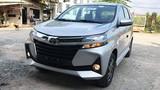 Cận cảnh MPV giá rẻ Toyota Avanza 2019 tại Việt Nam
