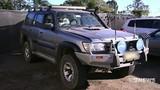"""Bốn đứa trẻ trộm xe Nissan Patrol để """"phượt"""" 1.000km"""