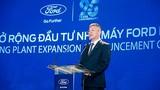 Ford Việt Nam chi 1900 tỷ đồng nâng cấp nhà máy ở Hải Dương