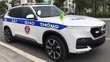 Xuất hiện bộ đôi xe VinFast Lux dành cho CSGT Việt Nam