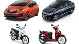 Doanh số xe máy của Honda Việt Nam giảm 33% vì Covid-19