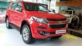 Chevrolet Trailblazer LTZ giảm tới hơn 350 triệu tại Việt Nam