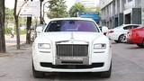 Cận cảnh Rolls-Royce Ghost dùng 10 năm hơn 9 tỷ ở Hà Nội