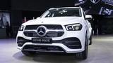 Triệu hồi Mercedes-Benz GLE 2020 dính lỗi túi khí sau