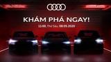 Audi Việt Nam sẽ ra mắt xe trực tuyến hậu Covid-19