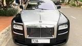 Đại gia Vũng Tàu rao bán Rolls-Royce Ghost chưa đến 9 tỷ đồng