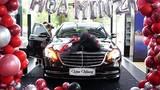 Hòa Minzy tậu xe sang Mercedes-Benz S450L Luxury gần 5 tỷ đồng