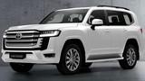 """Toyota Land Cruiser 2022 từ 1,8 tỷ tại Trung Đông, vẫn """"cháy hàng"""""""