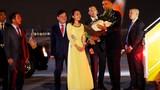 Tổng thống Obama đã về tới khách sạn Marriott tại Hà Nội