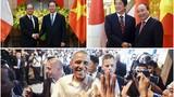 Chính khách nước ngoài thăm Việt Nam và vị thế Việt Nam trên TG