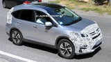 Lộ ảnh Honda CR-V Facelift 2016 nhiều cải tiến hot