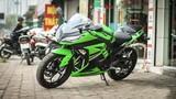 Cơn sốt Kawasaki Ninja 300 Special Edition vừa về Hà Nội