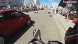 Những hành động nghĩa hiệp của một biker tốt bụng