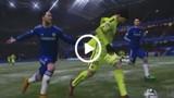 Thích thú màn tranh tài của Messi và Hazard trước Giáng sinh