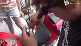 Các bước làm chìa khoá cho xe Honda CBR 600RR