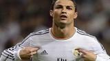 Chiêm ngưỡng cú sút thần tốc 133km/h của Cristiano Ronaldo