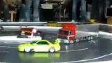 Xem ô tô đồ chơi drift y như xe thật
