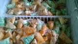 Kem túi 3000 đồng tái xuất, bán chạy ầm ầm ở Hà Nội