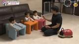 Phát sốt cách dạy con dễ thương của ông bố Hàn Quốc