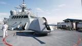 Sức mạnh khủng khiếp của pháo hạm MK 110