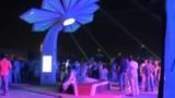 Dubai chơi trội với cây cọ phát wifi toàn bãi biển