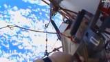 Xem các phi hành gia lau chùi trạm vũ trụ quốc tế