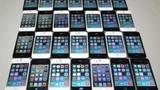 Xót xa màn đập vỡ 30 chiếc iPhone bằng búa