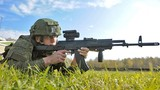 Uy lực đáng kinh ngạc của súng tiểu liên AK-12 mới