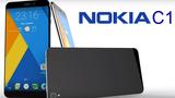 Xem bản dựng 3D đẹp lung linh của Nokia C1