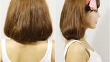 Cách biến tóc dài thành tóc ngắn không cần cắt