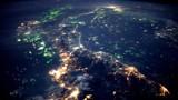 Vẻ đẹp của Trái đất nhìn từ Trạm không gian quốc tế