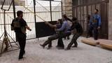 Vũ khí tự chế độc đáo của phiến quân Syria