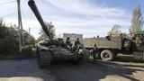 Phe ly khai chịu thiệt hại nặng nề ở sân bay Donetsk?