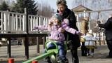 Không khí phút hòa bình mong manh ở đông Ukraine