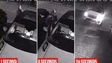 Trộm siêu xe Range Rover trong vòng 30 giây