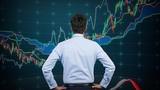 VN-Index giằng co, nhiều cổ phiếu chứng khoán nằm sàn