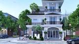 10 mẫu biệt thự 3 tầng mái thái đẹp không tưởng