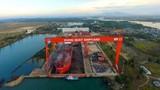 Nhà máy đóng tàu Dung Quất thế nào trước khi lỗ chục tỷ?