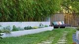 Ngắm không gian sân vườn tuyệt đẹp nhờ trồng tre cực khéo