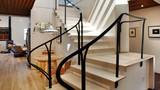 10 mẫu cầu thang nhà ống đẹp lên ngôi 2018